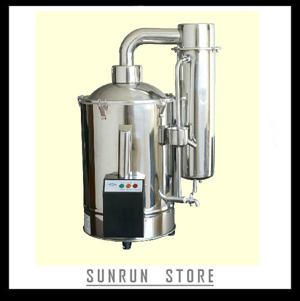 Гаджет  Auto-Control Electric Water Distiller, Water Distilling Machine, Distilled Water, 20 L/h None Бытовая техника