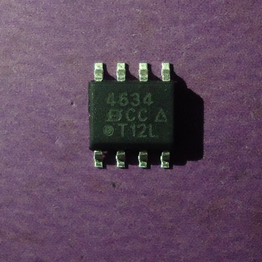 SI4634 4634 MOSFET(Metal Oxide Semiconductor Field Effect Transistor)(China (Mainland))