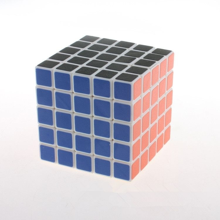YongJun V1 5x5x5 60mm Cubo Magico Brain Training Magic Speeds Twist Neocube Puzzle Cube Logical Think Toys(China (Mainland))