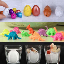 Hatching Growing Dinosaur Add Water Grow Dino Egg Cute Children Toys Gift(China (Mainland))