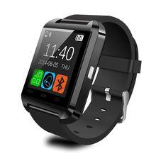 [With Retail Box]Smart Watch U8 Bluetooth Smartwatch U Watch with Sport Sleep Tracker For iPhone Samsung HTC Sony Huawei Android