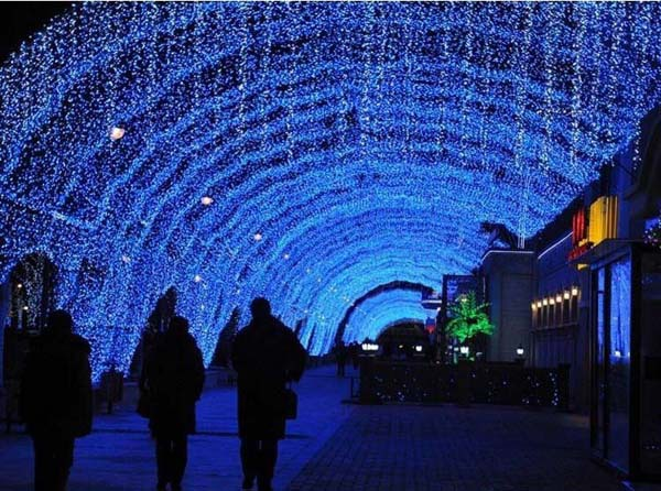 Guirlande Lumineuse Exterieur Picture More Detailed Picture About 3 5m Blue Led String Fairy