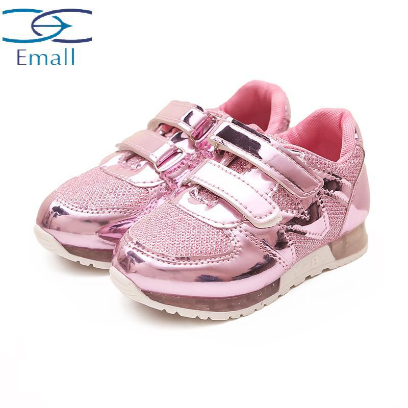 2015 Autumn Style Children Sneakers Shoes For Girls And Boys Fashion Sneakers Shoes Kids Leather Shoe Cotton Fabric Flat With(China (Mainland))