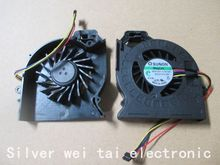 New original cpu cooling fan for HP DV6 DV6-6000 DV6-6050 DV6-6090 DV6-6100 DV7 DV7-6000  MF60120V1-C181-S9A MF60120V1-C180-S9A