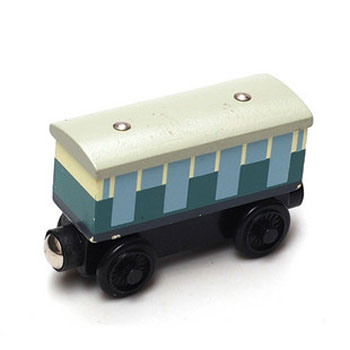 Thomas And Friends Train Car Wooden Car Toy Engine Train Toys No.23 PASSENGER CAR(China (Mainland))