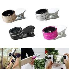 Buy Mini Clip-on Optic Cell Phone Camera Lens Kit 0.36X 110 Degree Wide Angle + 15x Macro Lens iPhone 6s Plus Samsung S7 DY-fly for $8.32 in AliExpress store