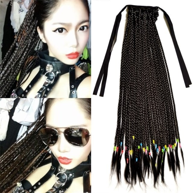 Braiding Hair Extensions Styles Style Hair Extensions Long