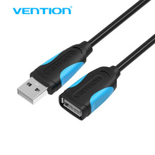 Vention USB 2.0 Male to Female USB Cable 1m 1.5m 2m 3m 5m 3FT Extend Extension Cable Cord Extender For PC Laptop(China (Mainland))