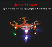 LIANSHENG mini 2.4ghz 4ch rc remote control quadcopter drone helicopter Professional Pocket Drone Flying Helicopter