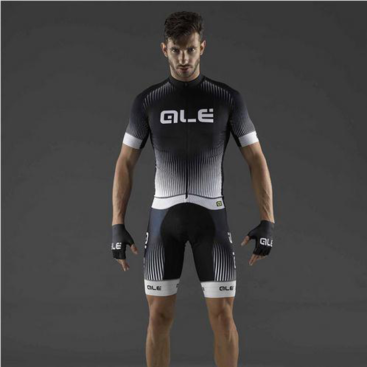 Ale 17 Style Cycling bib Sets Sport Jersey Trekking Bike Clothes Men Team Bicycle Suit Breathable Cycling Kit(China (Mainland))