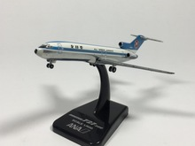 Hogan 1: 500 ANA Boeing B727 -200 JA8355 Diecast airplane model(China (Mainland))