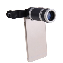 Buy Camera Lens 8X Telescope Zoom Telephoto iPhone 4 4S 5 5S 5C 6 Samsung Galaxy S S2 S3 S4 S5 Note 2 3 Mobile Phone Smartphone for $7.13 in AliExpress store