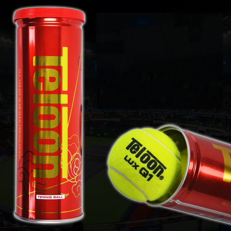 2017 New Competition Tennis Balls 3/4 pcs Official Designated Ball High-quality(China (Mainland))