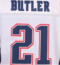MENS #10 Jimmy Garoppolo#21 Malcolm Butler#54 Dont'a Hightower# Jerseys(China (Mainland))