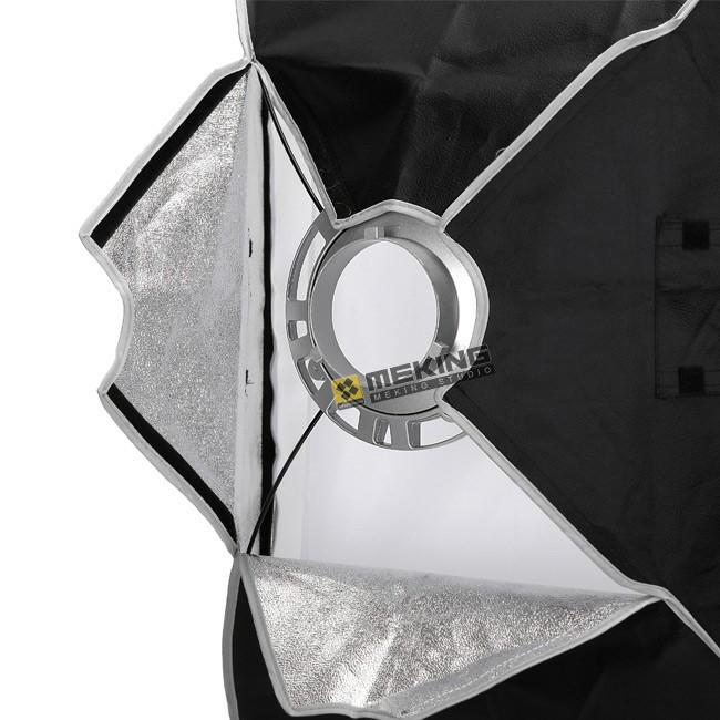 """ถูก Mekingซอฟท์กล่อง30เซนติเมตรx 120เซนติเมตร12 """"x 48"""" S TrobeโมโนแสงS Oftboxกับความเร็วแหวนBowensเมาถ่ายภาพสตูดิโอถ่ายอุปกรณ์เสริม"""