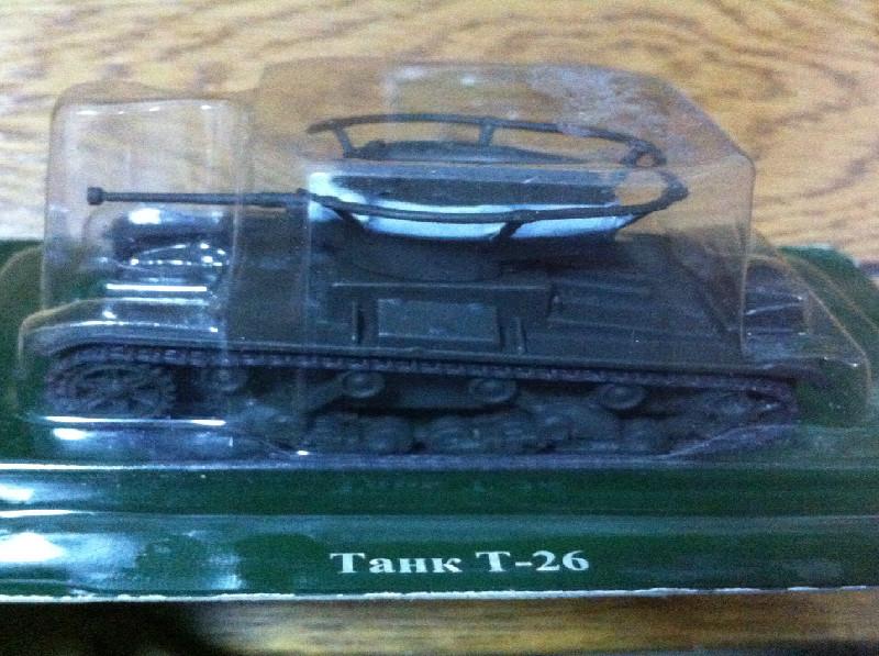 Armored car Tank T-26 1:72 Fabbri<br><br>Aliexpress