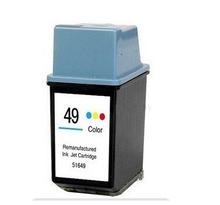 5 pack 51649A for hp 49 ink cartridge for hp Officejet 500 520 570 580 590 600 610 625 630 635 700 710 720 725 printer