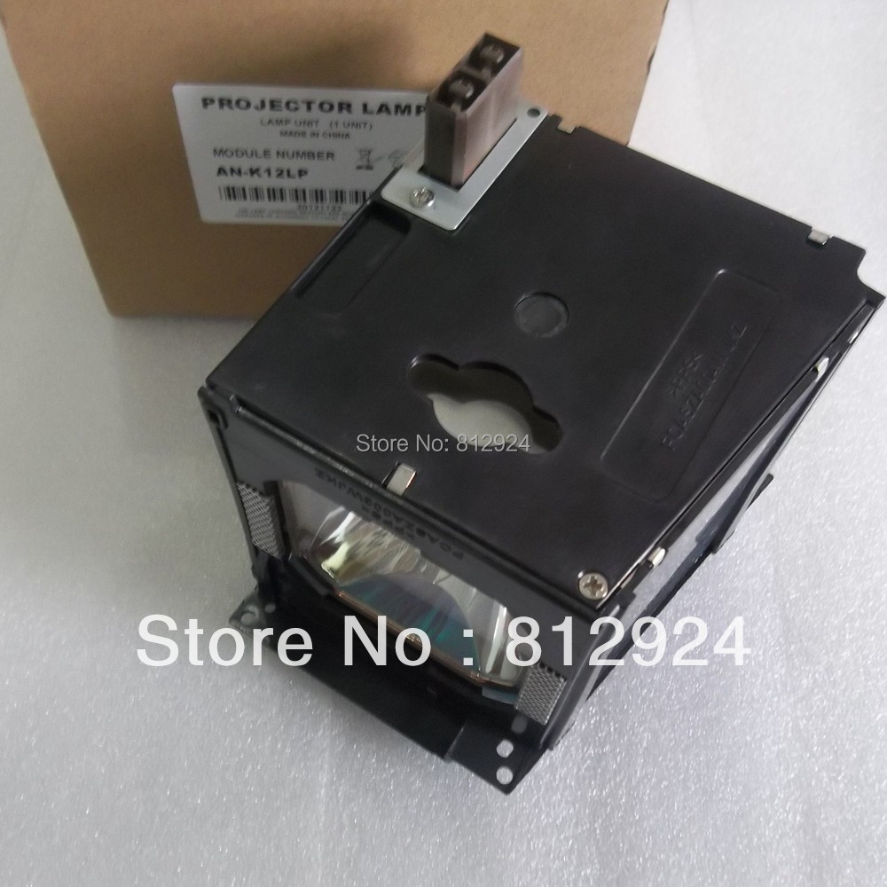 Фотография AN-K12LP Projector Lamp to fit XV-Z12000 Projector