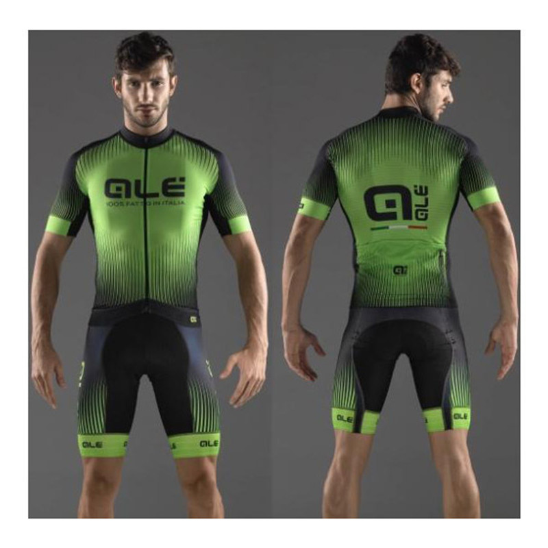 ALE Cycling Clothing 2016 Spring and Summer Breathable Men and Women Cycling Jersey Can Mix Size(China (Mainland))