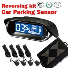 LCD car parking sensor system/ reversing kit /parking assist system  A02