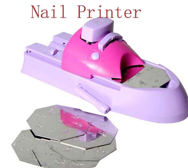 nail art imprimante ongles