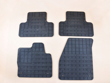 Car Foot Floor Mats OE Left Driving Fit For Range Rover Evoque 2011-2015 2011 2012 2013 2014 2015 [QP929](China (Mainland))