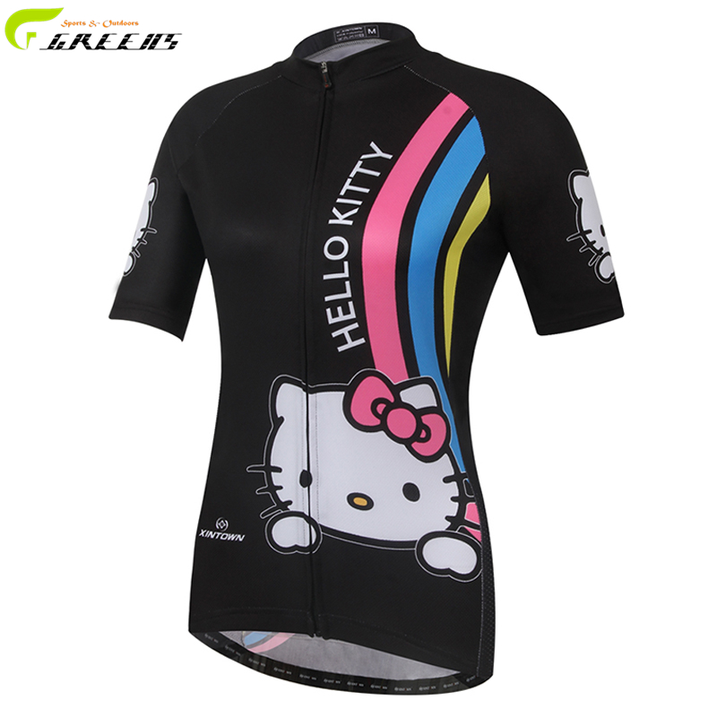 Women's Cycling Clothing Bike Sportwear Bicycle Jersey Top Breathable S-3XL free Shipping/ Cycling Jersey/ropa ciclismo/bike(China (Mainland))