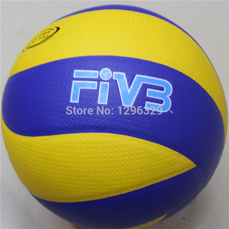 free shipping Brand Genuine High quality feel soft not hurt hand training volleyball Olympic match ball 5#(China (Mainland))