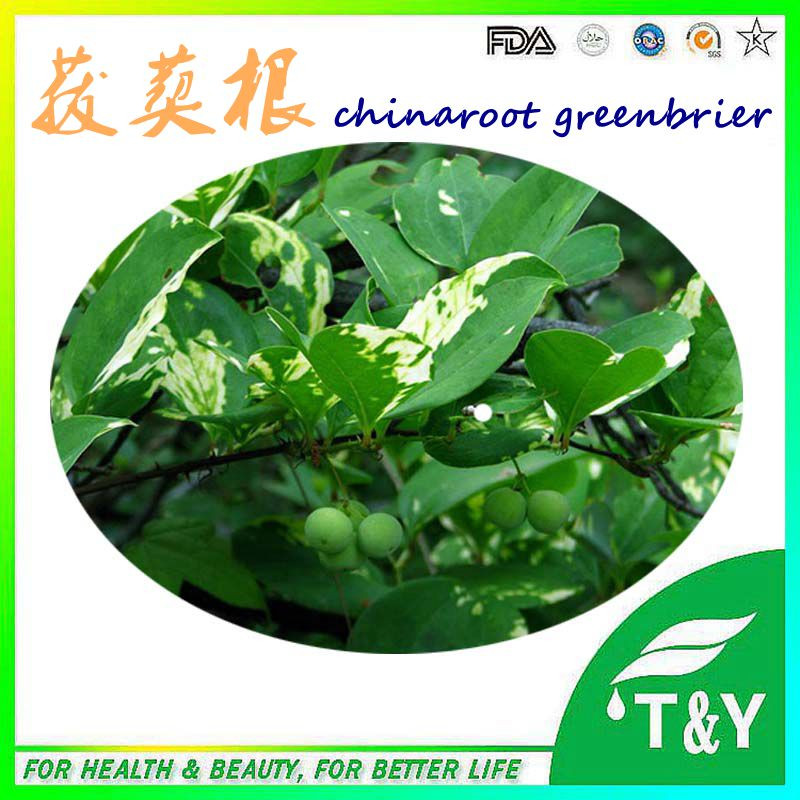 Natural Pure Chinaroot Greenbrier Rhizome Extract P.E. 10:1 which has good effect on <br><br>Aliexpress
