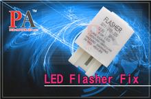 1 x Electronic LED Flasher Fix Turn Singal Light Relay 8 Pins Kit industrial machine tool 12V(Taiwan)