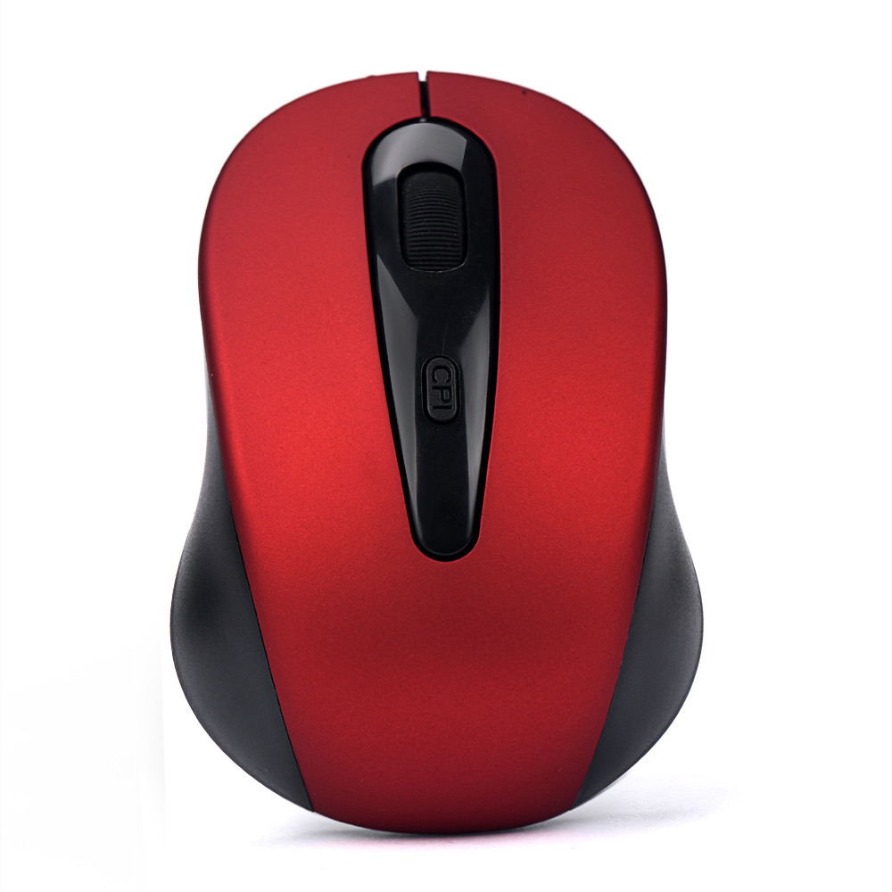Realiable  gaming mouse Finest  2.4GHz Wireless Mouse USB Optical Scroll Mice for Tablet Laptop Computer