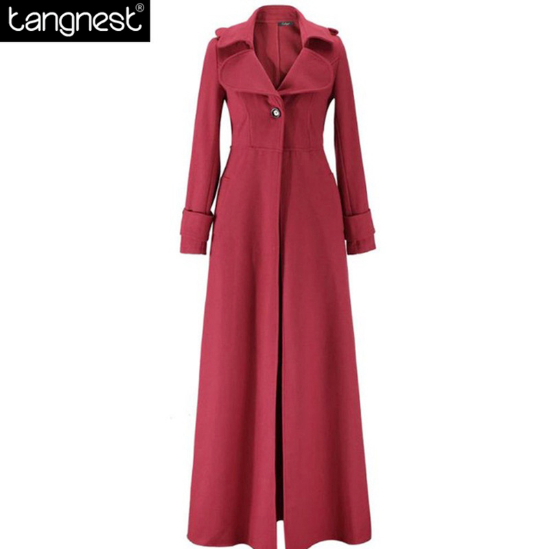 Compare Prices on Womens Extra Long Wool Cashmere Coat- Online
