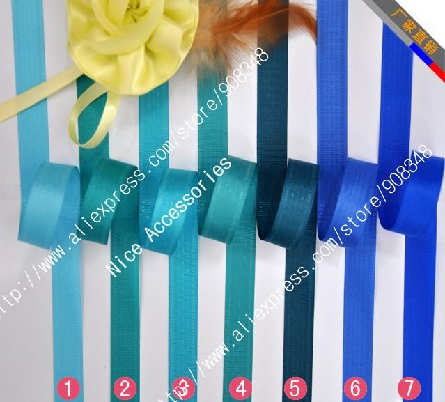 """5/8"""" 16mm Polyester Seam Binding Ribbon Satin Ribbon gift Packaging ribbon bows DIY Accessories 100Y/Color(China (Mainland))"""