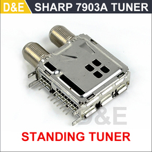 Free Post Original Standing Tuner Sharp S7HZ7903 S7VZ7306A tuner for openbox X5 skybox S9 S11 F3S F4S  F3 F4  satellite receiver(China (Mainland))