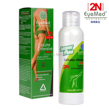 Natural Anti Cellulite Slimming Creams Essence Gel Full-body Fat Burning Thin waist leg Weight Loss Fast Product FreeShipping