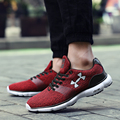 2016 High Quality Cheap Men Shoes Casual Layer mesh Fashion casual shoes for adults Trainers Breathable
