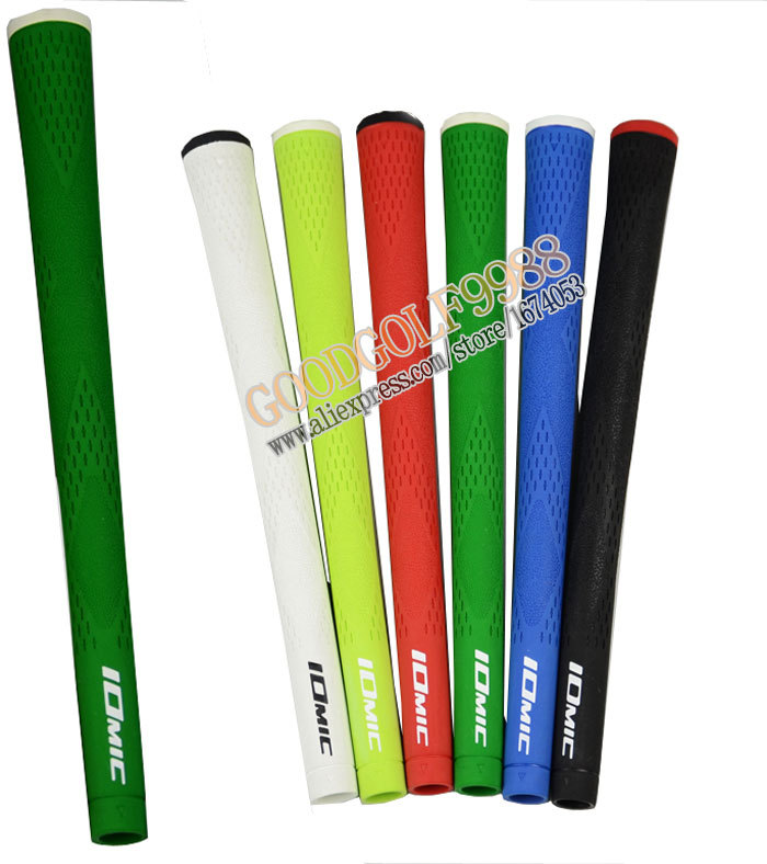 2015 New Golf Grips IOMIC irons Grip 20 pcs/lot 6 colors ,Can mix color,golf club
