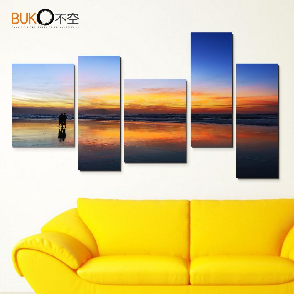 Online kopen wholesale italiaanse canvas schilderijen uit china italiaanse canvas schilderijen - Modulaire muur ...