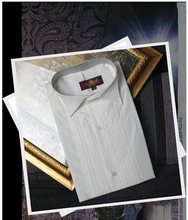 2014 new Top Quality Men's Wedding Apparel Groom Wea whirte rShirts- free shipping