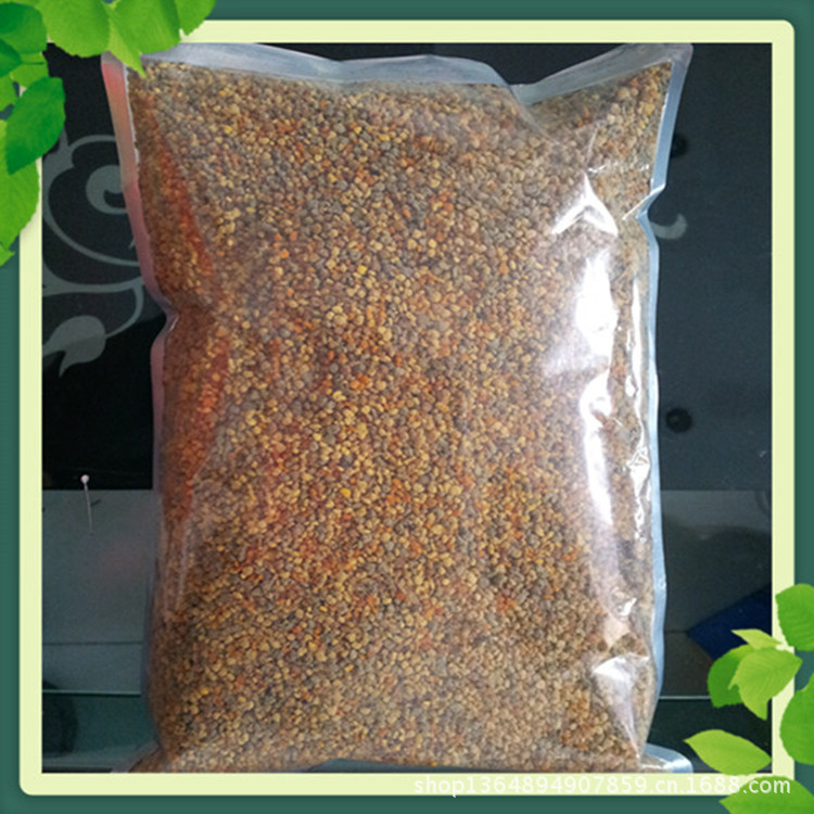 Гаджет  Free shipping 100%Natural food grade Mixed Bee pollen 1000g/lot for human comsuption None Еда