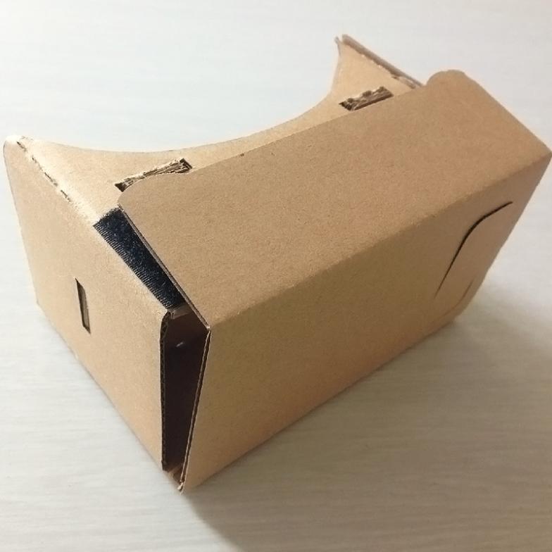 CN ULTRA CLEAR Google Cardboard Valencia Quality 3D Virtual Reality Glasses L07360