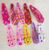 2016 Baby Headbands Flowers BB Toddler Hair Accessories Clips Bows Brand New Barrettes Children Mixture Hairpin Mix Color(10pcs)