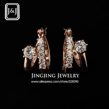 Серьги  от ZOEVON Jewelry для Женщины, материал Цирконий артикул 1892717214