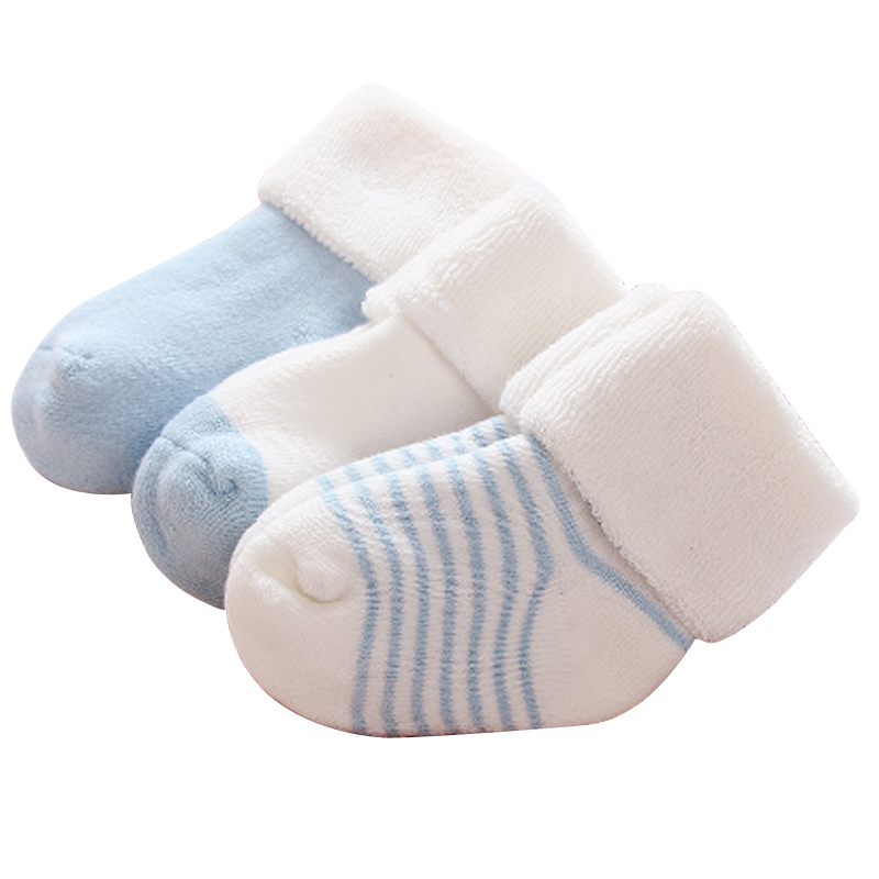 Winter Baby Socks for Boys Girls Newborn Infant Kids Very Warm Thick Knitted Cotton Toddler Children Socks Wholesale 0-2 Years(China (Mainland))