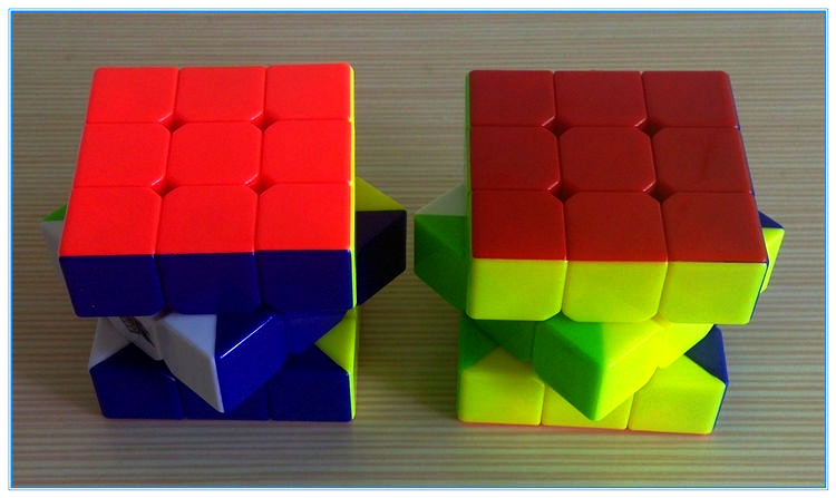 new Arrive 3x3x3 Speed Cube Magic Puzzle Twist Puzzles Toy Professional For kids adult developmental game(China (Mainland))