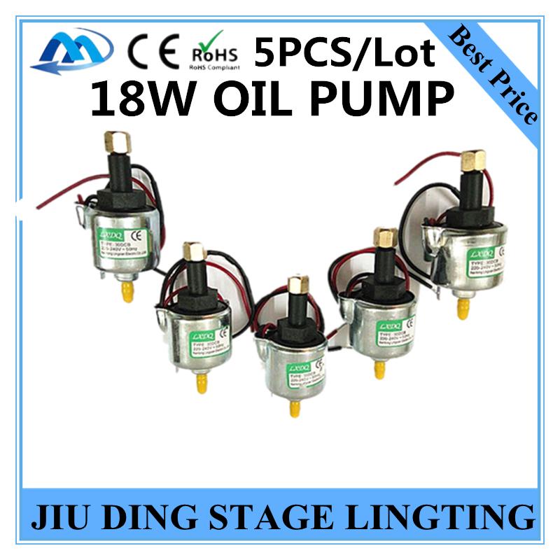 5pcs/ 18W Pump 30DCB 400W smoke machie oil pump dedicated oil pump fog machine<br><br>Aliexpress