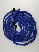 Cheap Price and Products Working Length About 22.5 Metres Plastic Connector 75FT Garden Water Hose+Spray Gun (EU)(China (Mainland))