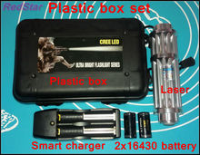 [RedStar]YX017  High power 50000mW  Blue laser pointer laser cannon gun burn cigarette match include 2x16340 battery and charger(China (Mainland))