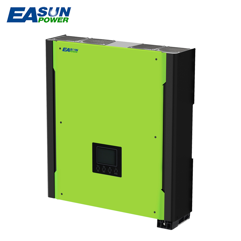 3000W Hybrid Solar Inverter EASUN POWER 48V 220V Grid Tie Inverter 4500W MPPT Inverter Pure Sine Wave Inverter 30A AC Charger(China (Mainland))