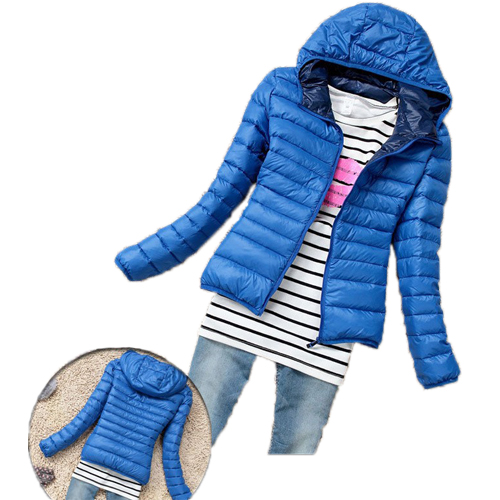 Hot Sale Women Cotton Jacket Hooded Women Coat Plus Size Thicken Winter Short Cotton Padded Outwear Casual Slim Women Jackets(China (Mainland))